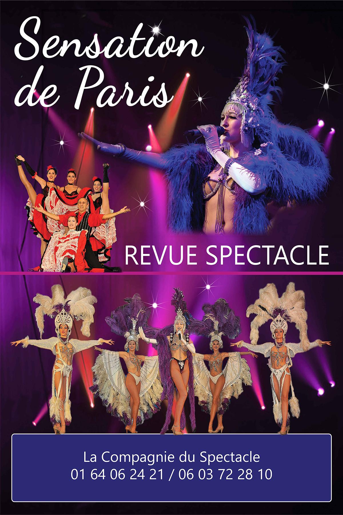Revue quovadis show